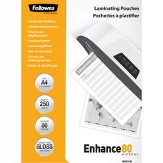 Fellowes Laminovacie fólie 216x303 80mic 250ks