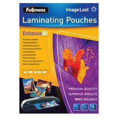 Fellowes Laminovacie fólie 216x303 A4 80mic