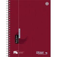 Formatwerk Blok College Format Werk Ursus A4 80 listov štvorčekový