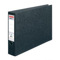 Herlitz Zakladač pákový maX.file A3 7,5cm na šírku čierny