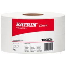 Katrin Toaletný papier 2-vrstvový Classic Gigant M 23cm
