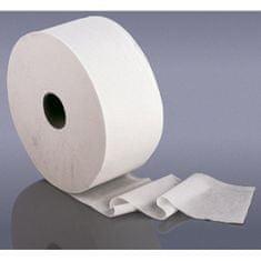 Economy Toaletný papier 2-vrstvový Jumbo biely 26cm, návin 210m