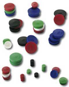 Legamaster Magnet 30 mm čierny 10 ks