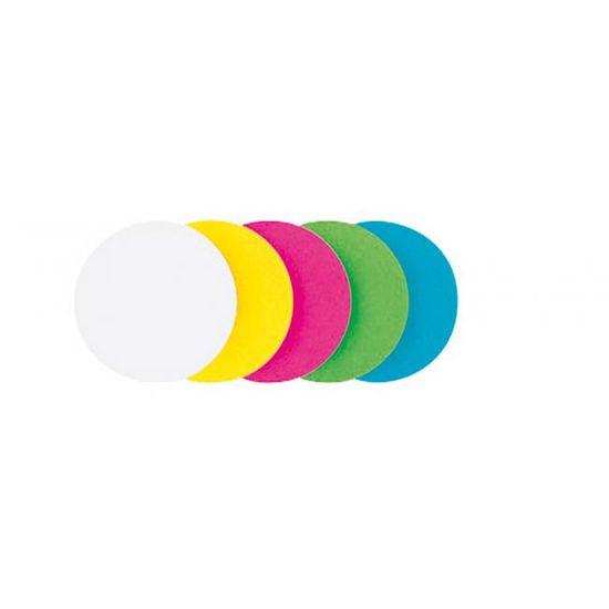 Legamaster Moderačné kruhy 19 cm mix 500 ks