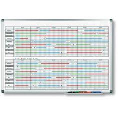 Legamaster Plánovacia tabuľa PREMIUM na dlhodobé projekty 60x90 cm