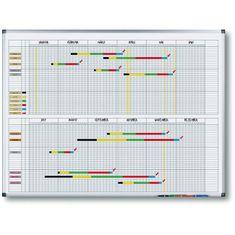 Legamaster Plánovacia tabuľa ročná PREMIUM 90x120 cm