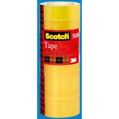 3M Lepiaca páska Scotch 508 19mmx33m 8ks