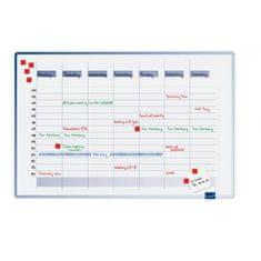 Legamaster Plánovacia tabuľa týždenná ACCENTS 60x90 cm