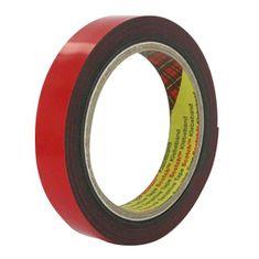 3M Montážna páska akrylátová 19mmx3m sivá