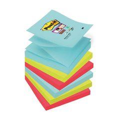 """Post-It Z-bločky Super Sticky """"Miami"""" 76x76mm"""