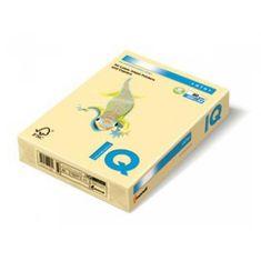 Mondi Farebný papier IQ color vanilkový BE66, A4 80g