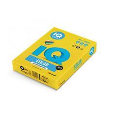 Mondi Farebný papier IQ color intenzívne žltý IG50, A4 160g