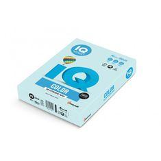 Mondi Farebný papier IQ color modrý BL29, A4 80g