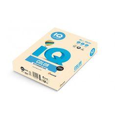 Mondi Farebný papier IQ color krémový CR20, A4 80g
