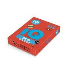 Mondi Farebný papier IQ color korálovo červený CO44, A4 160g