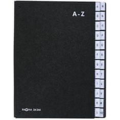 Pagna Pultová triediaca kniha A-Z