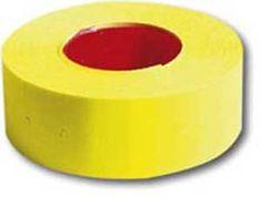 Motex Etikety 22x12 pre2212 cenovka neónovožltá