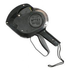 Motex Etiketovacie kliešte jednoriadkové pre etikety 22x12mm