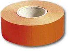 Motex Etikety 22x12 pre2212 cenovka neónovočervená