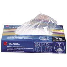 Rexel Plastové vrecia Rexel S100 40 litrov