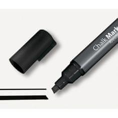 Sigel Kriedový popisovač 1-5mm čierny