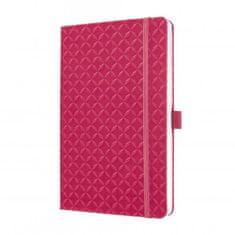 Sigel Zápisník JOLIE ružový A5