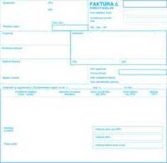 Igaz Faktúra daňový doklad 21x20cm 100 listov samoprepis