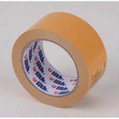 Economy Lepiaca páska obojstranná bez tkaniny 48mmx25m