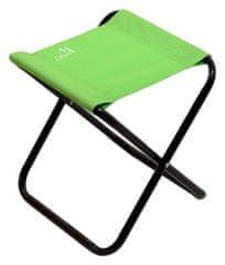 Cattara Židle kempingová skládací MILANO zelená