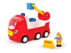 Wow Ernie hasičské auto