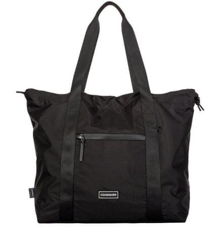 CONSIGNED 50340 uniseks torba, črna