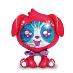 Giochi Preziosi The Zequins červený pes Ruby 14 cm