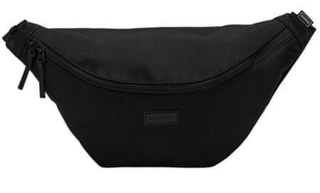 CONSIGNED 50377 uniseks torbica za okrog pasu, črna
