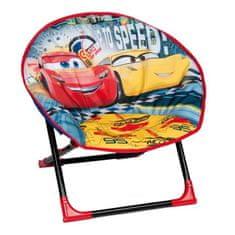 Cdiscount dětská skládací židle s motivem Cars