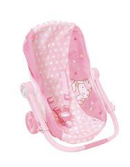 Zapf Přenosná sedačka na kolečkách Baby Annabell (od 3 let)
