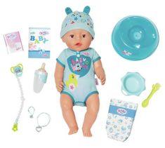 Zapf panenka BABY born, chlapec (od 3 let)
