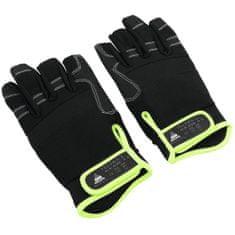 Hase  rukavice se 3 otevřenými prsty, velikost XL