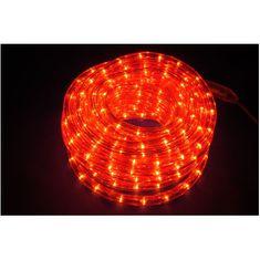 Mercury Rubberlight 230V, 50m, červený