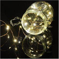 LYYT Lyyt BLC20WW dekorační osvětlení na baterie, 20x LED teplá bílá