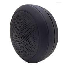 DNH  BLC-550 SAUNA Nástenný reproduktor 6W @ 8 Ohm pre sauny, odoláva teplote až 125 ° C, IP54, plast, čierny