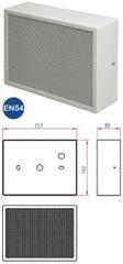 IC Audio WA06-165/T-Metall-EN54