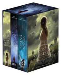 Pearsonová Mary E.: Kroniky pozůstalých - BOX