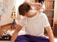 Allegria thajská masáž pro workoholiky - 75 minut Špindlerův Mlýn