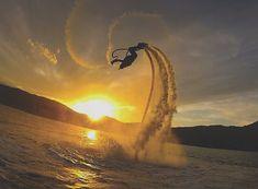 Allegria flyboarding