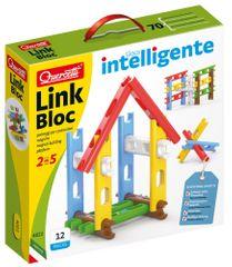Quercetti Link Bloc - čarovný stavebnicový systém