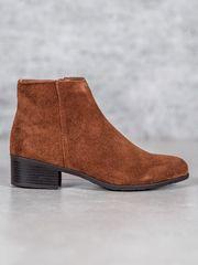 Filippo Klasické kožené botky