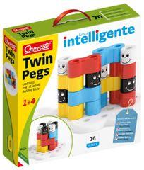 Quercetti Zestaw Twin Pegs