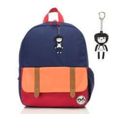 Navy Colour detský batoh 5+