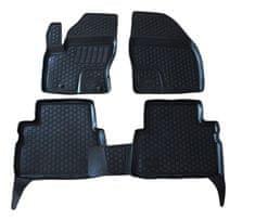 J&J Automotive Gumové koberce Ford C-Max 2003-2010