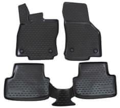 J&J Automotive Gumové koberce se zvýšeným okrajem Audi A3 (8V) 2012 - hatchback